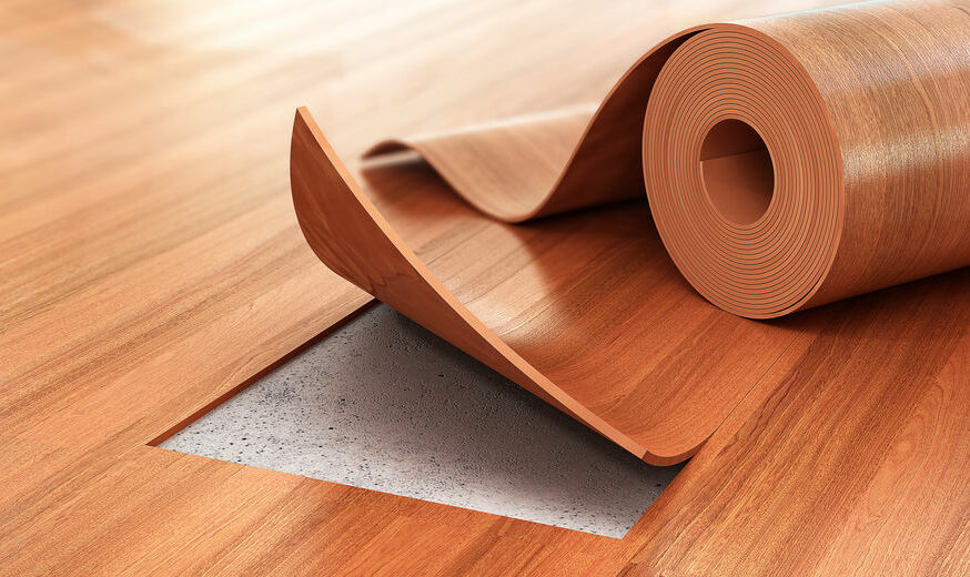 How much does vinyl flooring cost in the UK?
