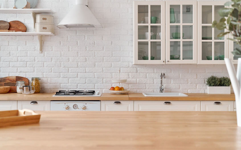 How much does a kitchen worktop replacement cost in the UK?