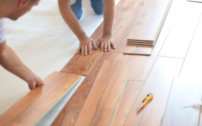 What does laminate flooring cost in the UK?